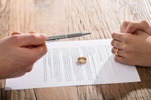 Ablauf einer Scheidung: Setzen Sie auf professionelle Unterstützung!