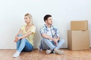 Bereiten Sie die Trennung einer Ehe mit einer Expertin vor.