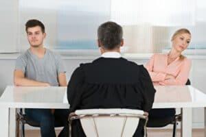 Denken Sie über einen gemeinsamen Scheidungsanwalt nach?