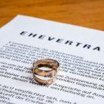 Kann ich einen Ehevertrag nachträglich abschließen?