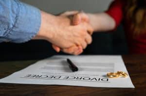 Scheidung im Einvernehmen